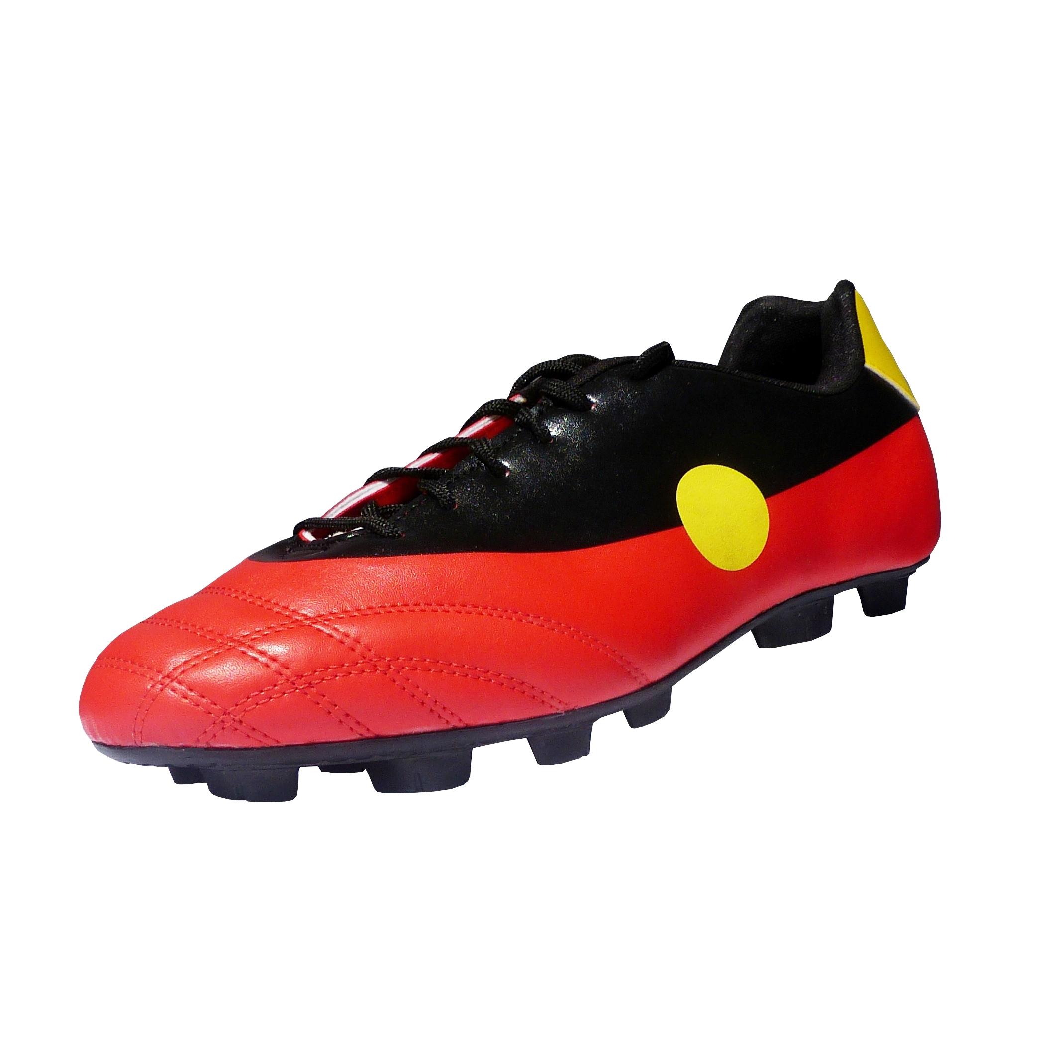 Adult Aboriginal Flag Football Boots