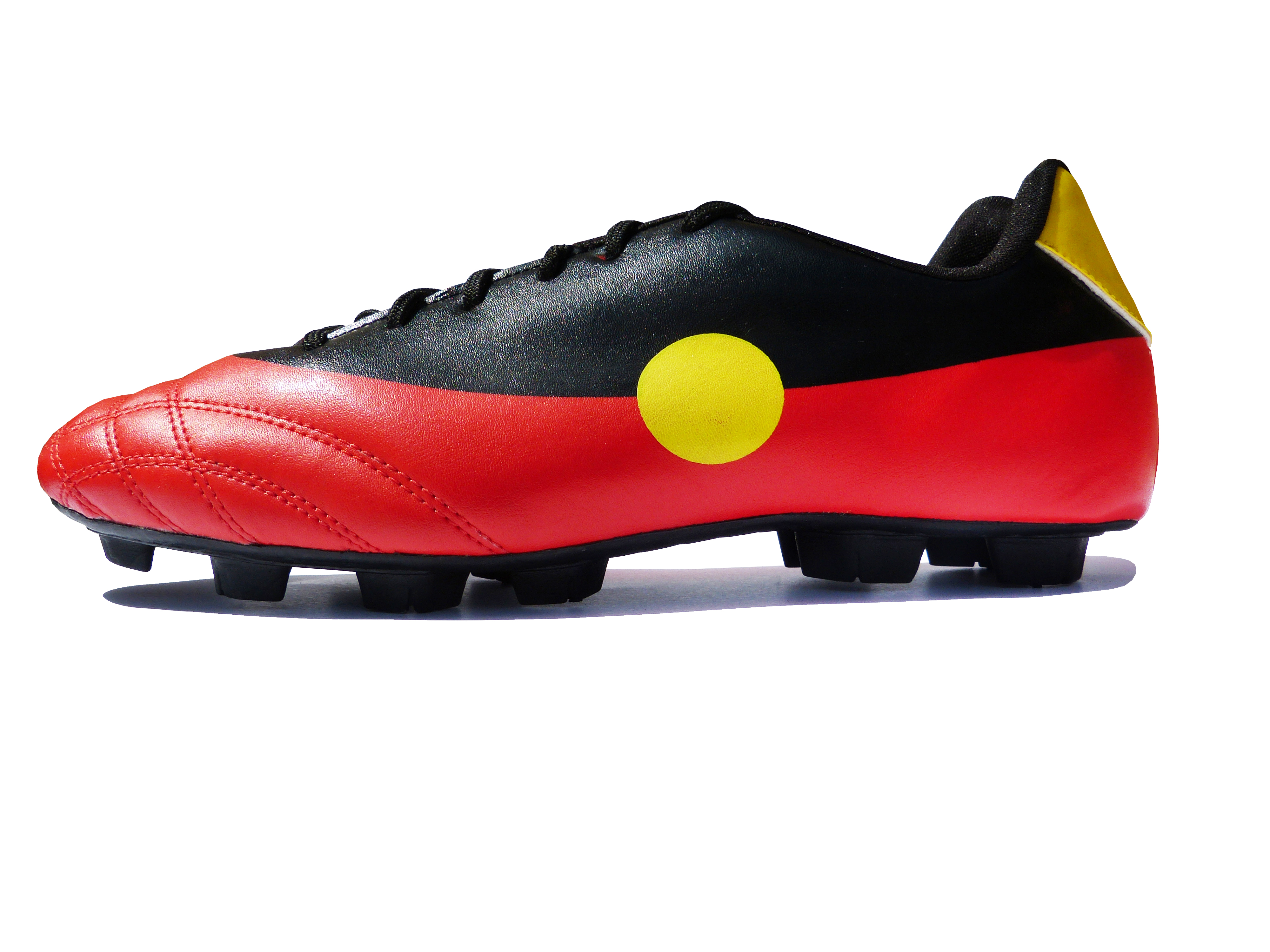 Junior Aboriginal Flag Football Boots. Categories  🔍.  50.00 acbd67519